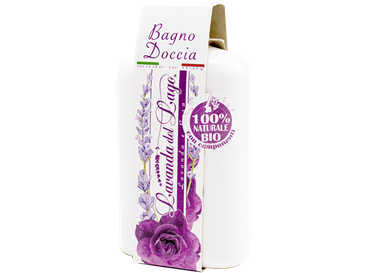 Lavender and Rose Body Wash