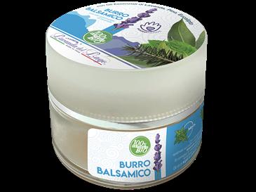 Burro - Sollievo Balsamico