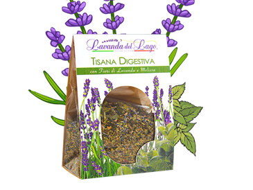 Tisana Digestiva in sacchetto