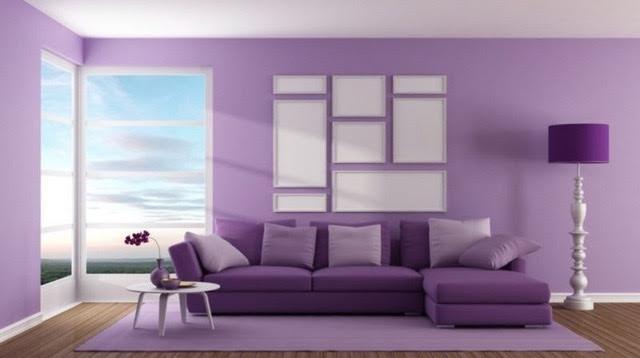 Lavandarredo: quando il colore fa interior design