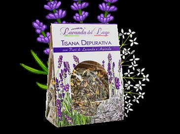 Tisana Depurativa in sacchetto