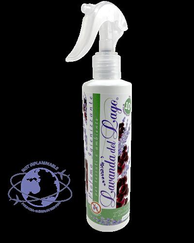 Non-flammable grape sanitizer