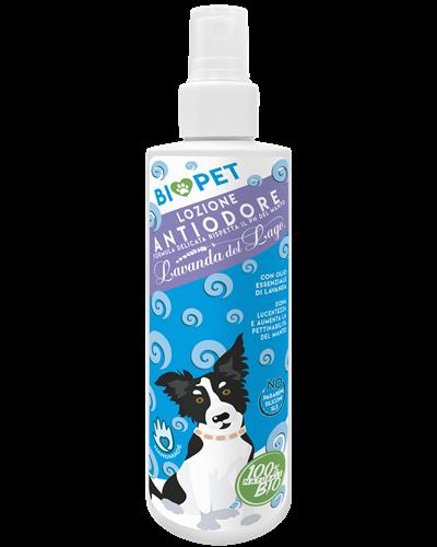 Bio Pet - Lozione Antiodore
