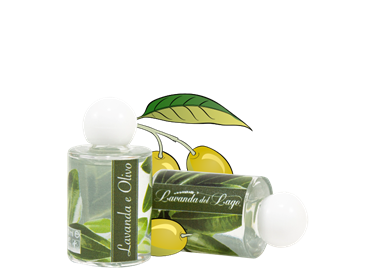 Small cologne Lavender and Olive