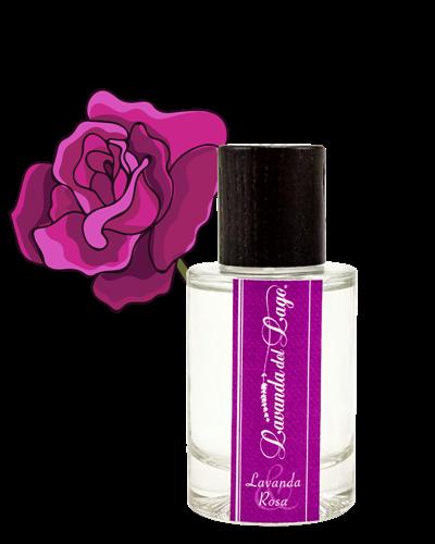 Acqua di Lago Lavender and Rose 50ml