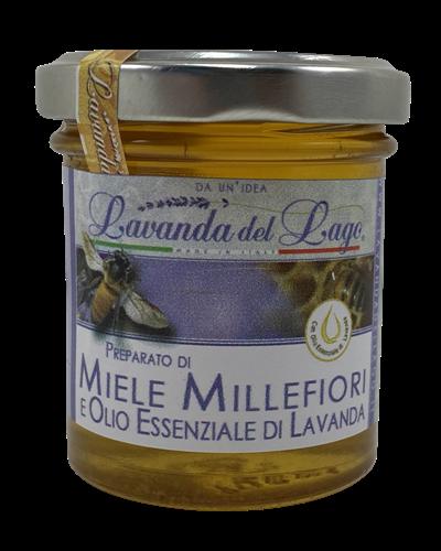 Miele Millefiori con Olio essenziale