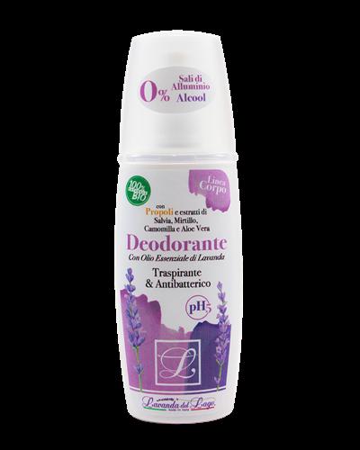 Neutral deodorant