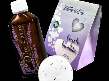 Coccole di Lavanda - Box Viola