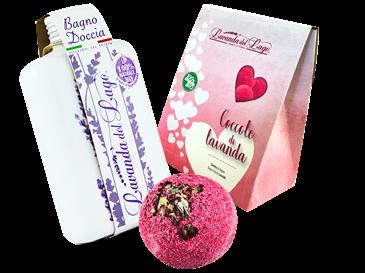 Coccole di Lavanda - Box Rosa