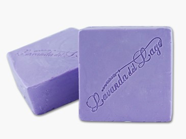 Tile bar soap