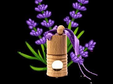 Wooden Car perfumer