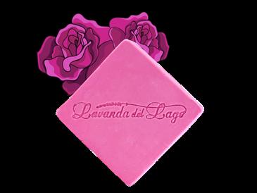 Saponetta mattonella Rosa